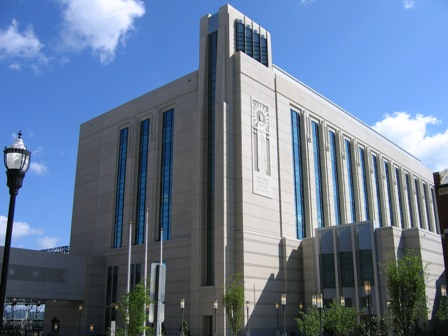 Justice A.A. Birch Building